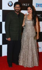 Arshad Warsi, Maria Goretti at the Red Carpet Of Vogue Women Of The Year 2017 on 25th Sept 2017 (23)_59c9c66db582d.JPG
