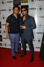 Mika Singh, Shaan at the Music Launch Of Nain Na Jodi on 25th Sept 2017 (47)_59c9ef171748f.JPG
