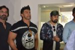 Rannvijay Singh, Sahil Khan Came to Conduct audition Of their New Fitness Reality Show on 26th Sept 2017 (44)_59ca0332eb340.JPG