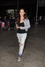 Evelyn Sharma Spotted At Airport on 29th Seprt 2017 (8)_59d21d4ecadf1.JPG