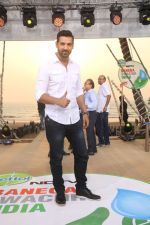 John Abraham At Rashtriya Swachhta Diwas on 3rd Oct 2017 (26)_59d532957e0d3.JPG