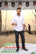 John Abraham At Rashtriya Swachhta Diwas on 3rd Oct 2017 (27)_59d532a755ff2.JPG