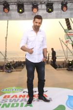 John Abraham At Rashtriya Swachhta Diwas on 3rd Oct 2017 (28)_59d532b900c58.JPG