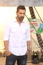 John Abraham At Rashtriya Swachhta Diwas on 3rd Oct 2017 (29)_59d532d62d4e3.JPG