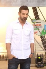 John Abraham At Rashtriya Swachhta Diwas on 3rd Oct 2017 (30)_59d532e30c2dc.JPG
