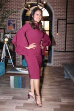 Lara Dutta At The Special Episode Shoot Of Miss Diva 2017 on 30th Sept 2017 (2)_59d519f3d4a12.JPG