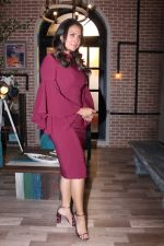 Lara Dutta At The Special Episode Shoot Of Miss Diva 2017 on 30th Sept 2017 (8)_59d51a775bbee.JPG
