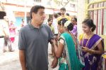 Ronnie Screwvala Celebrates Gandhi Jayanti With School Kids on 2nd Oct 2017 (42)_59d52145322f3.JPG
