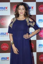 Aditi Govitrikar At Launch Of Max Festive Collection on 4th Oct 2017 (37)_59d65a09e8fc1.JPG