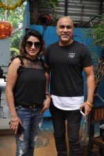 Baba Sehgal spotted at the Tamil food   Festival in Mumbai Hosted By Neha Kannan on 3rd oct 2017 (7)_59d5ffdc6755d.JPG