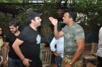 Varun Sharma spotted at the Tamil food   Festival in Mumbai Hosted By Neha Kannan on 3rd oct 2017 (15)_59d6008d40fcc.JPG
