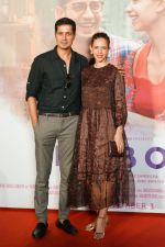 kalki koechlin, sumeet Vyas at the trailer Launch Of Film Ribbon on 3rd Oct 2017 (41)_59d603759549f.JPG