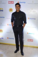 Farhan Akhtar at the Red Carpet Of 2017 Magic Bus Benefit Gala on 7th Oct 2017(114)_59d8b324e1691.JPG