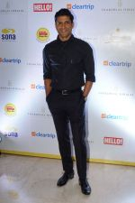 Farhan Akhtar at the Red Carpet Of 2017 Magic Bus Benefit Gala on 7th Oct 2017(115)_59d8b329cf380.JPG