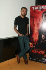Imraan Khan  watch Blade Runner 2049 on 7th Oct 2017_59d8b487e15f6.jpg
