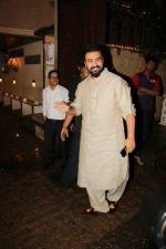 Karan Kundra at Karva Chauth Celebrations at Anil Kapoor's House on 8th Oct 2017