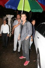 Sanjay Kapoor at Karva Chauth Celebrations at Anil Kapoor's House on 8th Oct 2017