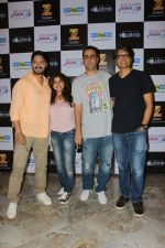 Shreyas Talpade, Nagesh Kukunoor At Re-Premiere Of Films Iqbal on 8th Oct 2017