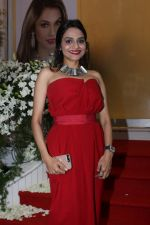 Madhoo at Jewellery Designer Paulomi Sanghavi�s Red Carpet Collection Launch on 9th Oct 2017 (14)_59dc3eef61d0c.JPG