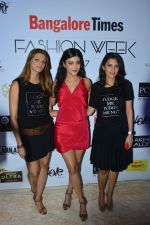 Nandita Mahtani,Actress Shruti Haasan & Dolly Sidhwani walking the Ramp for Love Generation at Bangalore Times Fashion week in Bengaluru on 7th October 2017 at JW Marriott_59dc7caaabb3f.JPG