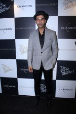 Rajkummar Rao at Moet & Chandon and Manish Malhotra's bash at The Party Starter on 9th Oct 2017