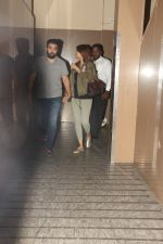 Shilpa Shetty, Raj Kundra Spotted At Juhu PVR on 10th Oct 2017 (10)_59dc72e632337.JPG