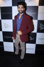 Taaha Shah at Moet & Chandon and Manish Malhotra's bash at The Party Starter on 9th Oct 2017