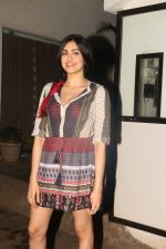 Adah Sharma Spotted At Screenig Of South Indian Film Solo on 10th Oct 2017