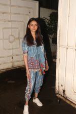 Aditi Rao Hydari Spotted At Screenig Of South Indian Film Solo on 10th Oct 2017