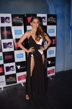 Anusha Dandekar On The Sets Of India's Next Top Model Season 3 on 10th Oct 2017