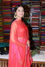 Helly Shah At Store Launch Of Sundari Silks on 10th Oct 2017 (11)_59ddc2e0253d6.JPG
