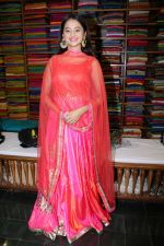 Helly Shah At Store Launch Of Sundari Silks on 10th Oct 2017 (15)_59ddc2e25dca8.JPG