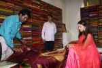 Helly Shah At Store Launch Of Sundari Silks on 10th Oct 2017 (24)_59ddc2e724dda.JPG