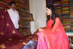 Helly Shah At Store Launch Of Sundari Silks on 10th Oct 2017 (25)_59ddc2e7a8993.JPG