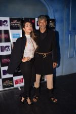 Malaika Arora, Milind Soman On The Sets Of India_s Next Top Model Season 3 on 10th Oct 2017 (22)_59ddc90ee534a.JPG