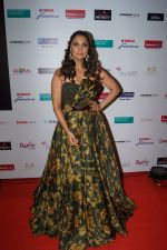Lara Dutta at the Red Carpet Of Miss Diva Grand Finale on 11th Oct 2017