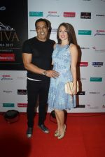Vindu Dara Singh, Dina Umarova at the Red Carpet Of Miss Diva Grand Finale on 11th Oct 2017 (51)_59dedee41910c.JPG