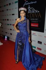 at the Red Carpet Of Miss Diva Grand Finale on 11th Oct 2017