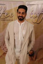 Ayushmann Khurrana at the promotion of Film Toffee on 12th Oct 2017 (33)_59e05cc2216e5.JPG