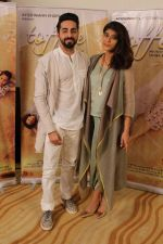 Ayushmann Khurrana,Tahira Kashyap at the promotion of Film Toffee on 12th Oct 2017 (10)_59e05cc31b6ca.JPG