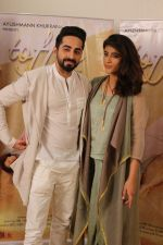 Ayushmann Khurrana,Tahira Kashyap at the promotion of Film Toffee on 12th Oct 2017 (12)_59e05cc3bf18a.JPG