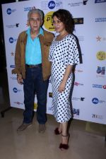 Naseeruddin Shah,Tisca Chopra at the Red Carpet Of Film The Hungry on 14th Oct 2017 (22)_59e2da3befd4a.JPG