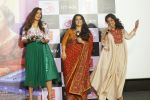 Vidya Balan, Neha Dhupia, RJ Malishka at the Trailer Launch Of Film Tumhari Sulu on 14th Oct 2017 (140)_59e2d86dd93fc.JPG