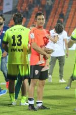 Mahendra Singh Dhoni At Celebrity Clasico 2017 Football Match on 15th Oct 2017 (192)_59e452513d48e.JPG
