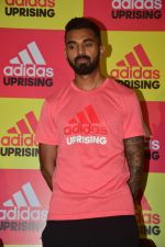 K L Rahul at Adidas Announce The Uprising 3.0 on 16th Oct 2017