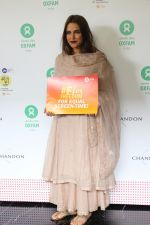 Neha Dhupia At Women In Film Brunch Mami Festival on 16th Oct 2017
