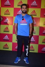 Rohit Sharma at Adidas Announce The Uprising 3.0 on 16th Oct 2017