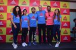 Saiyami Kher, K L Rahul, Rohit Sharma, Anusha Dandekar at Adidas Announce The Uprising 3.0 on 16th Oct 2017 (107)_59e57ff75a9d7.JPG