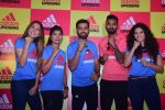 Saiyami Kher, K L Rahul, Rohit Sharma, Anusha Dandekar at Adidas Announce The Uprising 3.0 on 16th Oct 2017 (116)_59e57ff875c67.JPG