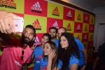 Saiyami Kher, K L Rahul, Rohit Sharma, Anusha Dandekar at Adidas Announce The Uprising 3.0 on 16th Oct 2017 (127)_59e57ff984603.JPG